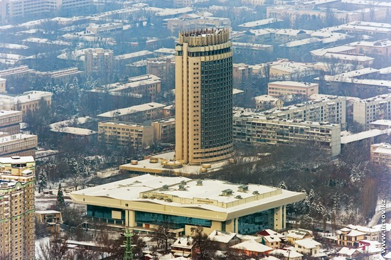 Almaty - the view from the TV tower, Kazakhstan, photo 5