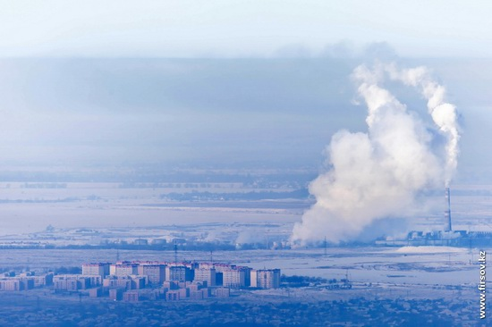 Almaty - the view from the TV tower, Kazakhstan, photo 7