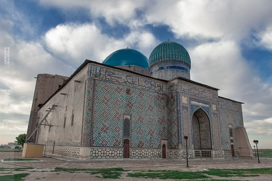 Khoja Ahmed Yasawi Mausoleum, Kazakhstan, photo 11