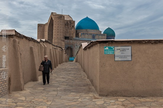 Khoja Ahmed Yasawi Mausoleum, Kazakhstan, photo 15
