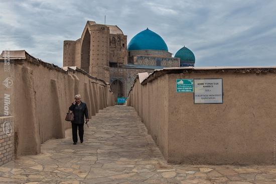 Khoja Ahmed Yasawi Mausoleum, Kazakhstan, photo 15