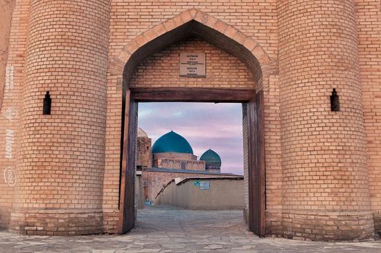 Khoja Ahmed Yasawi Mausoleum, Kazakhstan, photo 16