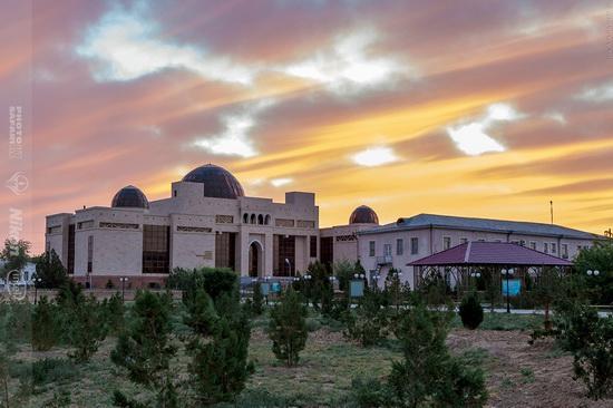 Khoja Ahmed Yasawi Mausoleum, Kazakhstan, photo 17