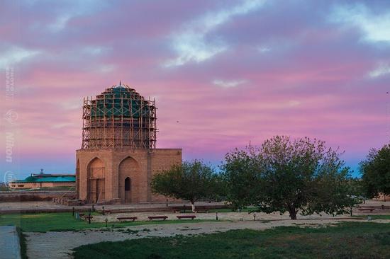 Khoja Ahmed Yasawi Mausoleum, Kazakhstan, photo 1