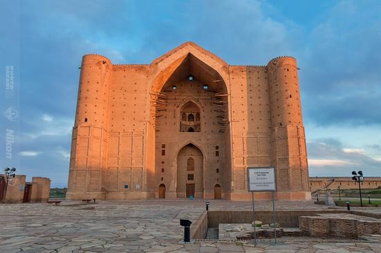 Khoja Ahmed Yasawi Mausoleum, Kazakhstan, photo 3