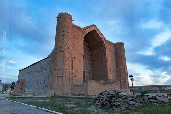 Khoja Ahmed Yasawi Mausoleum, Kazakhstan, photo 5