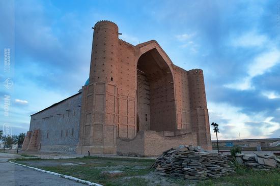 Khoja Ahmed Yasawi Mausoleum, Kazakhstan, photo 5