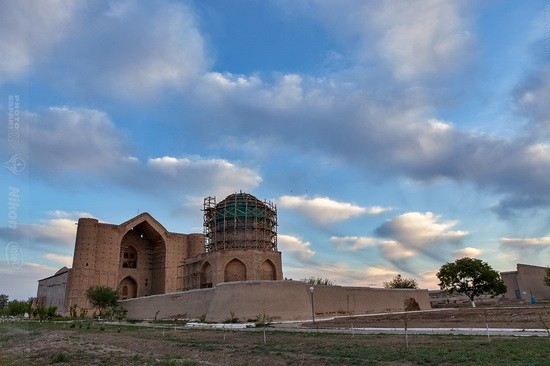Khoja Ahmed Yasawi Mausoleum, Kazakhstan, photo 6