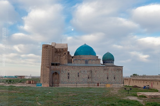 Khoja Ahmed Yasawi Mausoleum, Kazakhstan, photo 9