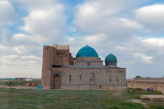 Khoja Ahmed Yasawi Mausoleum, Kazakhstan, photo 9