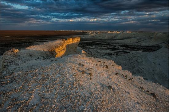 Akkergeshen limestone plateau, Atyrau region, Kazakhstan, photo 3
