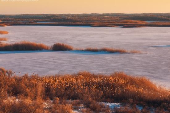 Saryesik-Atyrau desert, Kazakhstan, photo 1