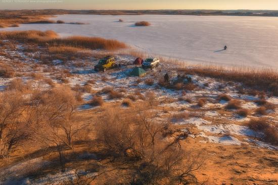 Saryesik-Atyrau desert, Kazakhstan, photo 6