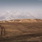 Plateau Ushkonyr in Almaty region