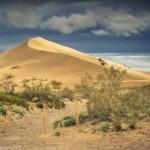 Singing Dune in Altyn Emel National Park
