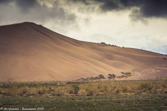 Singing Dune, Altyn Emel National Park, Kazakhstan, photo 10