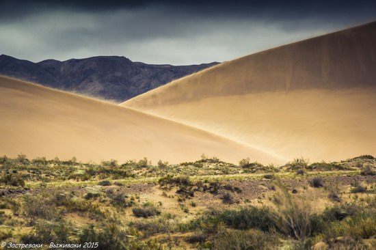 Singing Dune, Altyn Emel National Park, Kazakhstan, photo 12