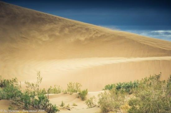 Singing Dune, Altyn Emel National Park, Kazakhstan, photo 16