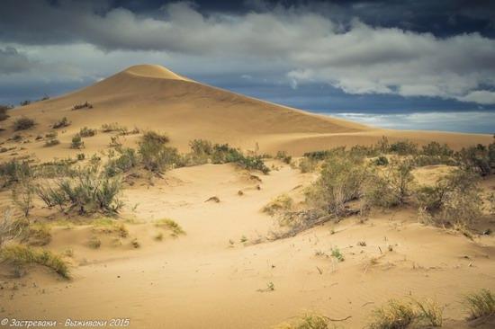 Singing Dune, Altyn Emel National Park, Kazakhstan, photo 17
