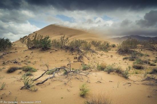 Singing Dune, Altyn Emel National Park, Kazakhstan, photo 4