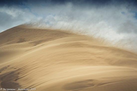 Singing Dune, Altyn Emel National Park, Kazakhstan, photo 6