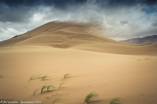 Singing Dune, Altyn Emel National Park, Kazakhstan, photo 7