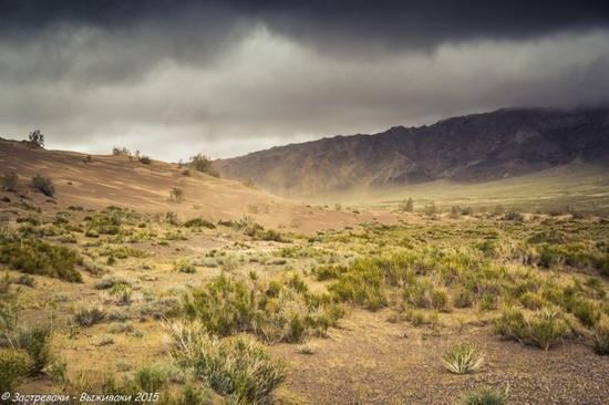 Singing Dune, Altyn Emel National Park, Kazakhstan, photo 9