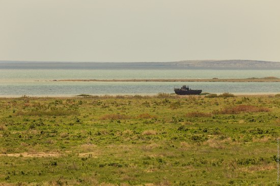 Ship graveyard, the Aral Sea, Kazakhstan, photo 8
