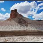 Alien landscapes of the Ustyurt Plateau