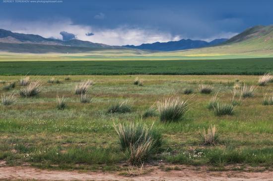 Lake Tuzkol landscapes, Kazakhstan, photo 7