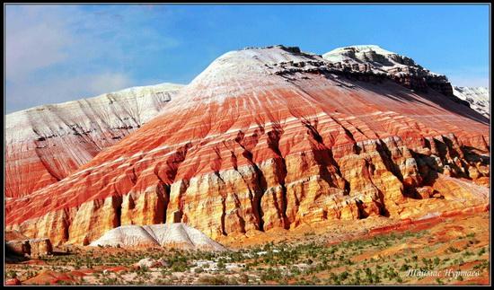 Altyn-Emel National Park, Kazakhstan, photo 5
