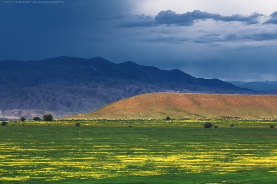 The tract of Atzhal and the Aybyrzhal Mountains, Kazakhstan, photo 3