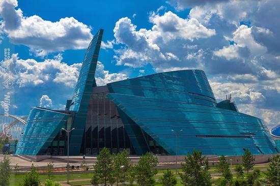 Summer in Astana, Kazakhstan, photo 10