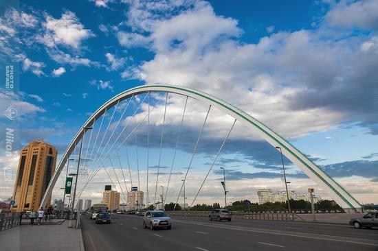 Summer in Astana, Kazakhstan, photo 2