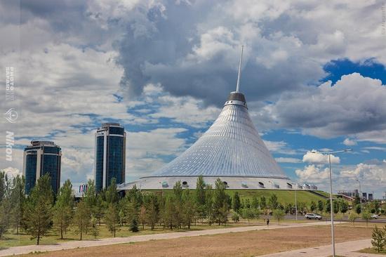 Summer in Astana, Kazakhstan, photo 6