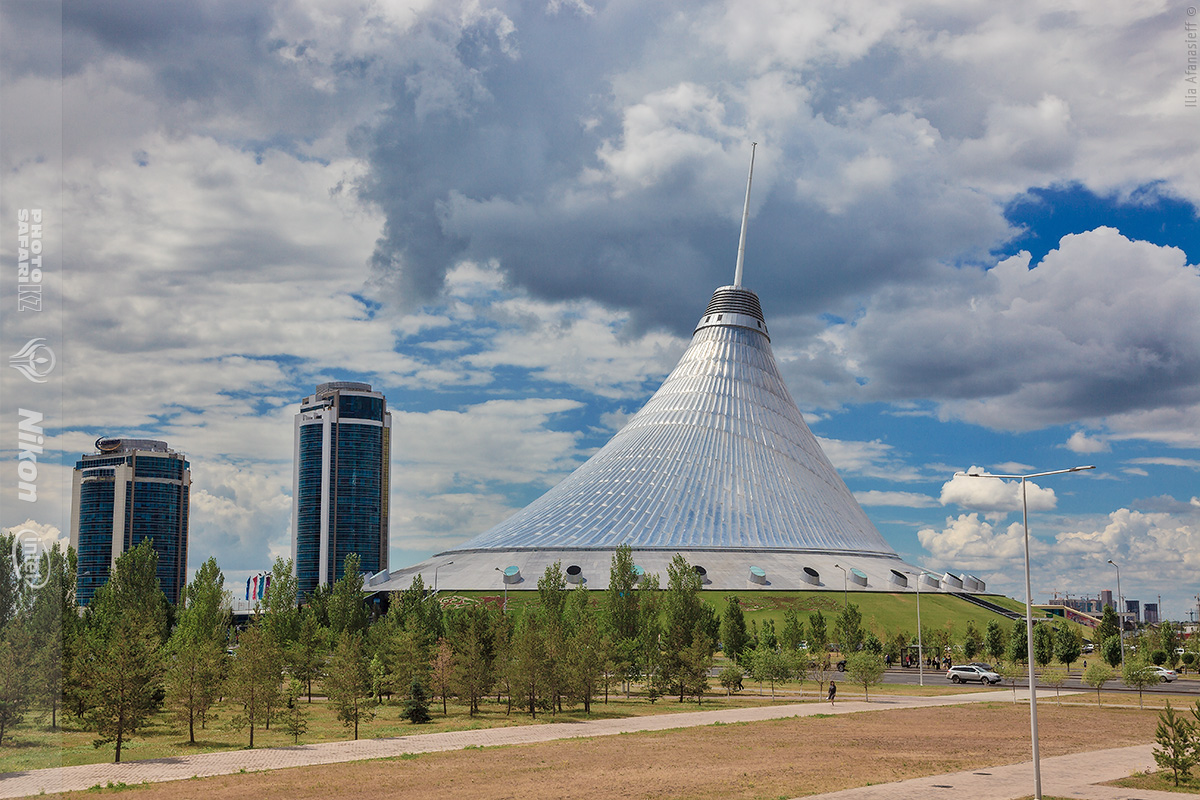 Photo Essay – Astana city centre