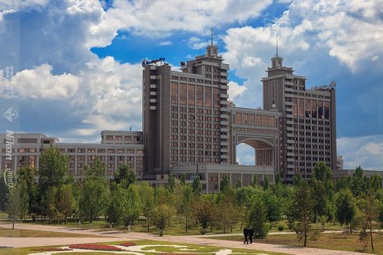 Summer in Astana, Kazakhstan, photo 7