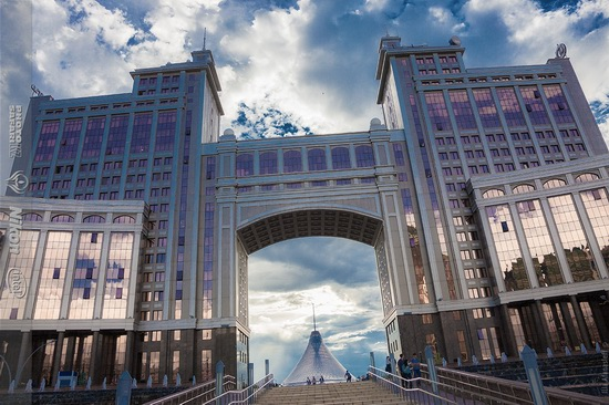 Summer in Astana, Kazakhstan, photo 8