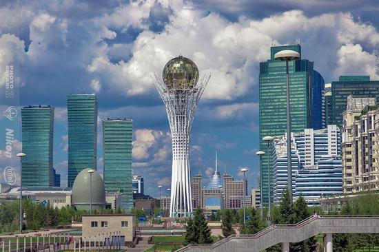 Summer in Astana, Kazakhstan, photo 9