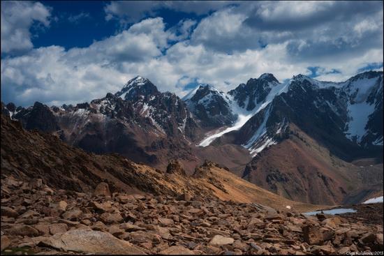 Titov Peak, Trans-Ili Alatau, Kazakhstan, photo 1