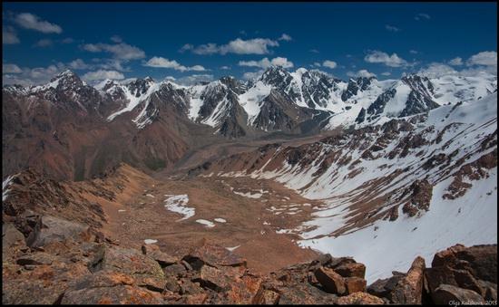 Titov Peak, Trans-Ili Alatau, Kazakhstan, photo 2
