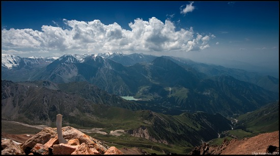 Titov Peak, Trans-Ili Alatau, Kazakhstan, photo 3