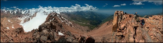Titov Peak, Trans-Ili Alatau, Kazakhstan, photo 4