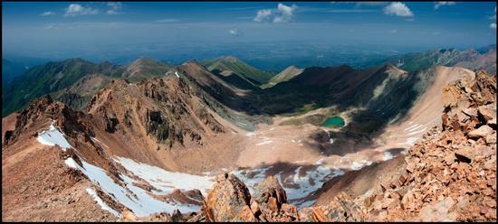 Titov Peak, Trans-Ili Alatau, Kazakhstan, photo 5