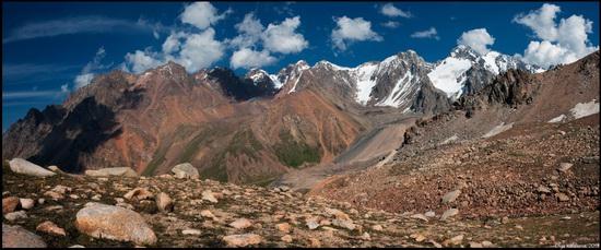 Titov Peak, Trans-Ili Alatau, Kazakhstan, photo 6