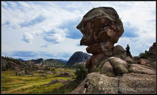 Bayanaul National Park, Pavlodar region, Kazakhstan, photo 1