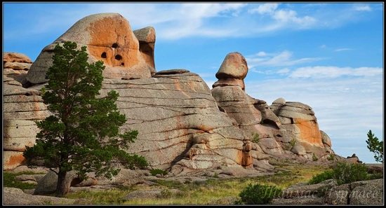 Bayanaul National Park, Pavlodar region, Kazakhstan, photo 2