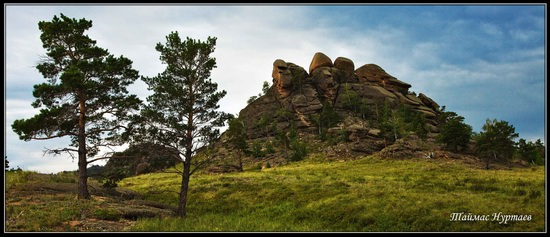 Bayanaul National Park, Pavlodar region, Kazakhstan, photo 4
