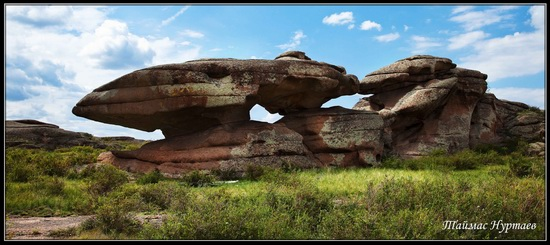 Bayanaul National Park, Pavlodar region, Kazakhstan, photo 8