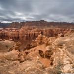 Grand Canyon in Kazakhstan